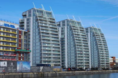 Picture of NV Buildings, Salford Quays